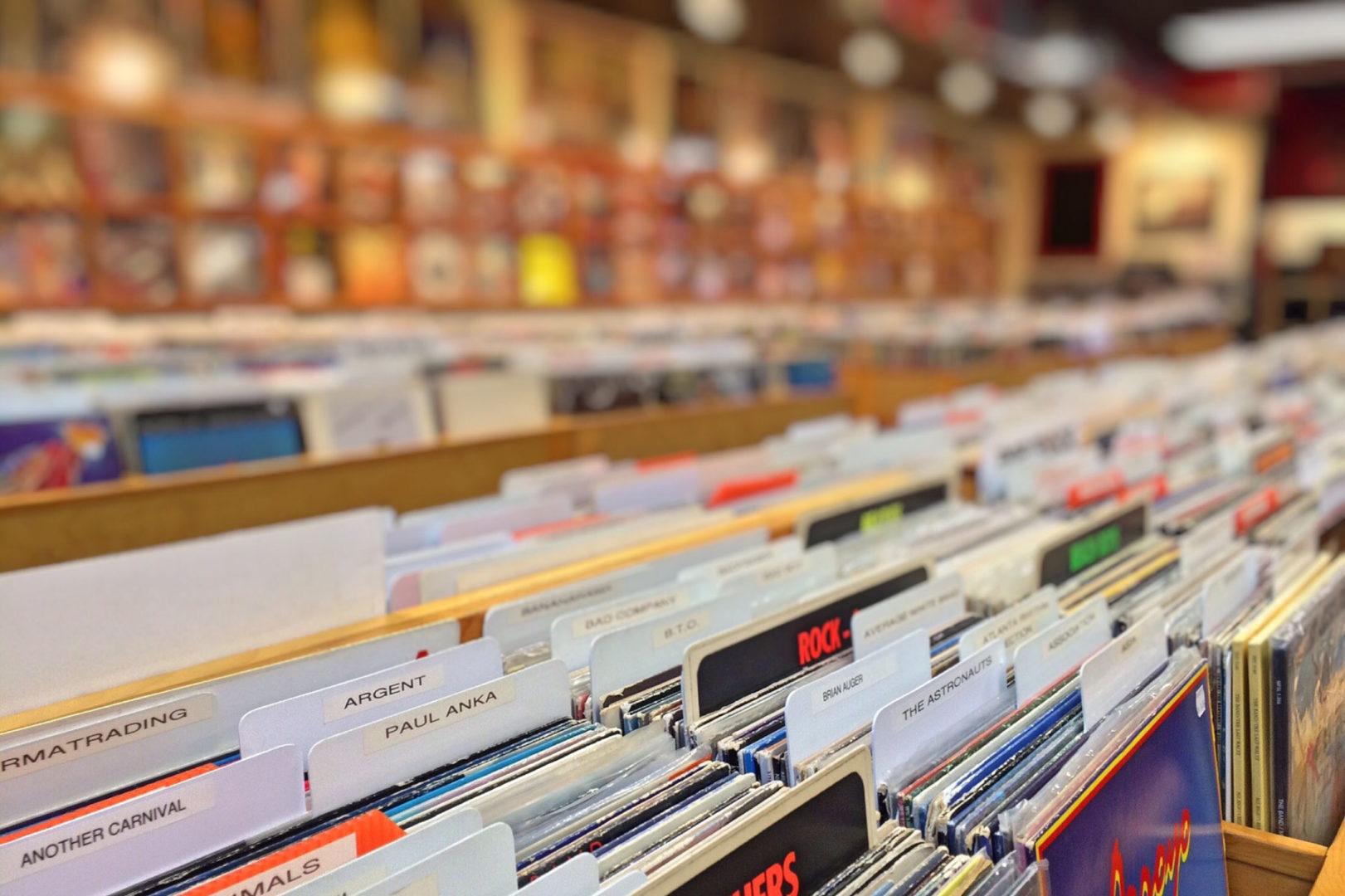 vinyles vente