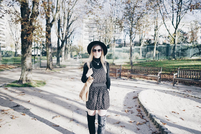 robe et cuissardes