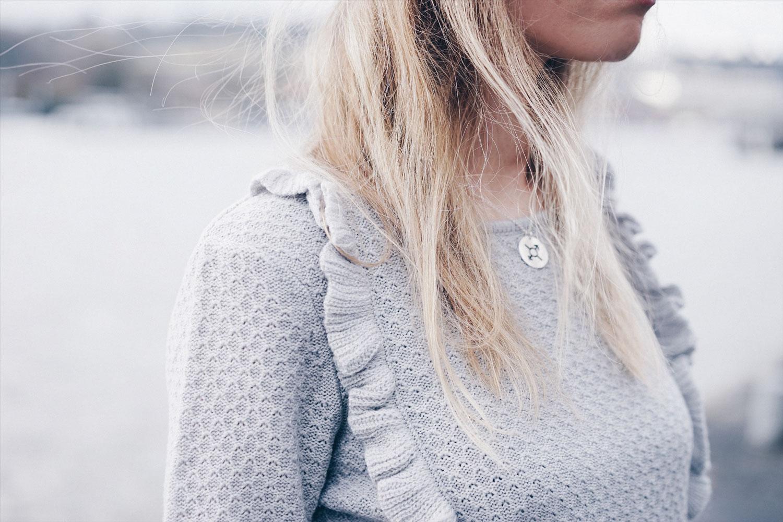 féminine pull