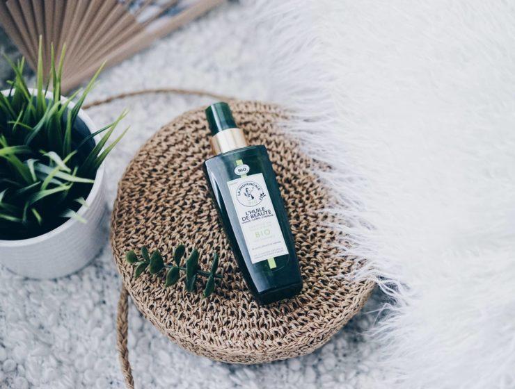 huile beauté la provençale
